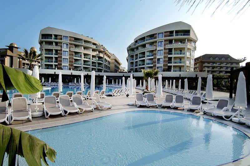 SEAMELİA BEACH RESORT & SPA HOTEL