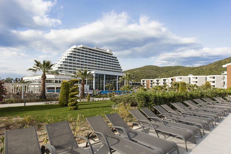 PALM WİNGS EPHESUS RESORTS HOTELS Genel