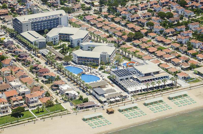 PALM WİNGS KUŞADASI BEACH RESORT & SPA HOTEL