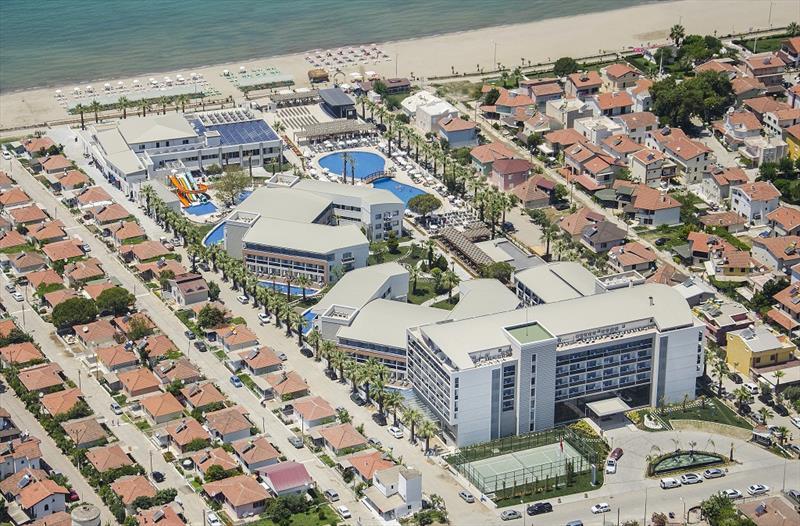 PALM WİNGS KUŞADASI BEACH RESORT & SPA HOTEL Genel