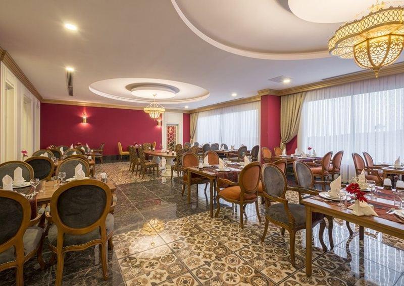 CALİDO MARİS BEACH RESORT HOTEL