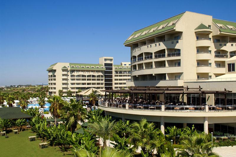 AMELİA BEACH RESORT & SPA HOTEL Genel