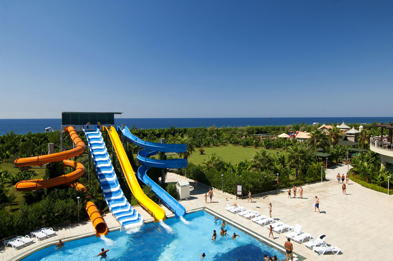 AMELİA BEACH RESORT & SPA HOTEL