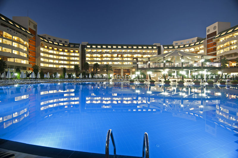 AMELİA BEACH RESORT & SPA HOTEL Genel
