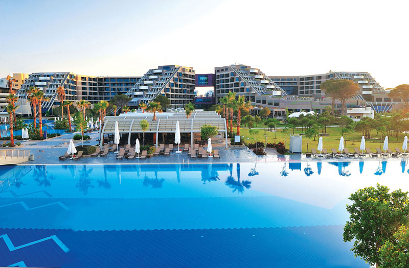 SUSESİ LUXURY RESORT HOTEL