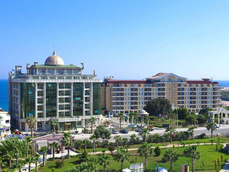 DİDİM BEACH RESORT & ELEGANCE Genel