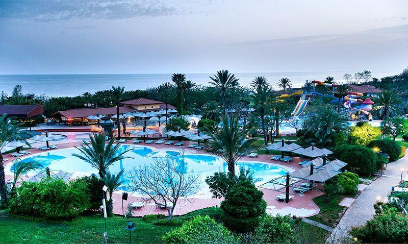 BELCONTİ RESORT HOTEL Genel