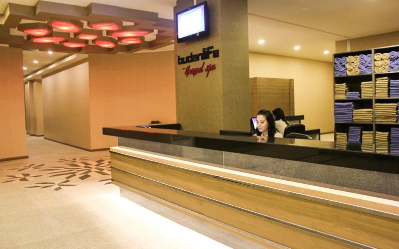 BUDAN THERMAL SPA & CONVENTİON CENTER HOTEL Genel