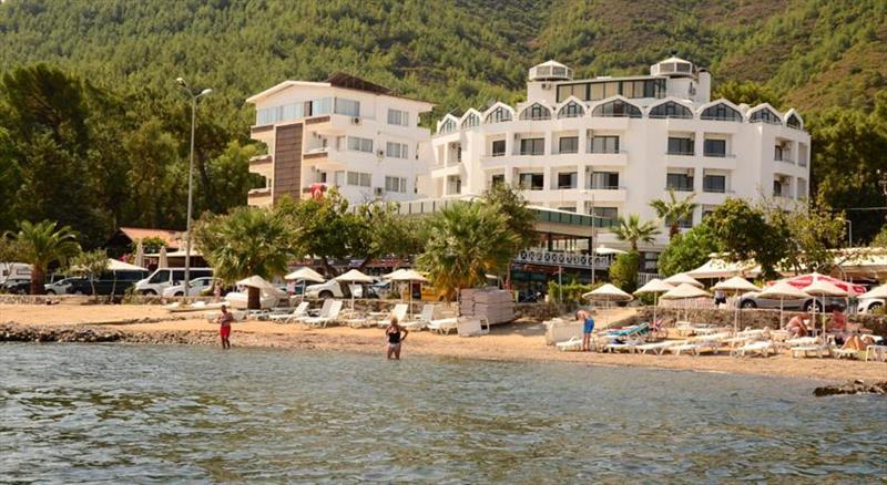 CLASS BEACH HOTEL Genel