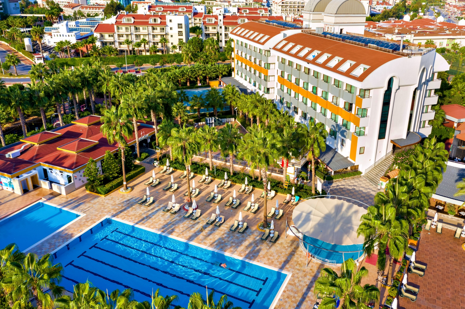 HANE FAMİLY RESORT HOTEL Genel