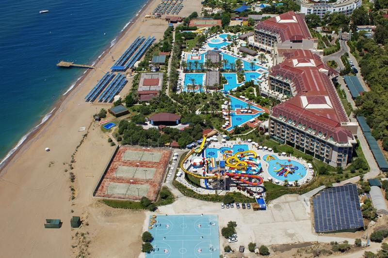 NASHİRA RESORT & SPA HOTEL