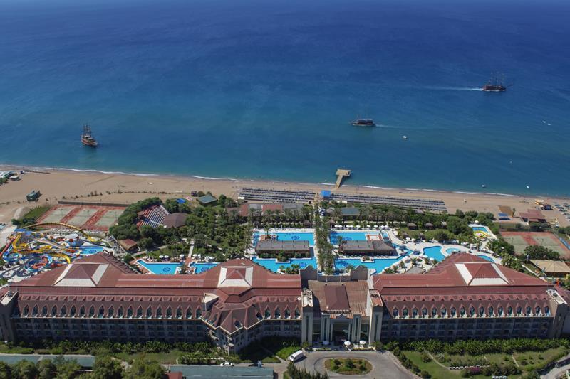 NASHİRA RESORT & SPA HOTEL Genel