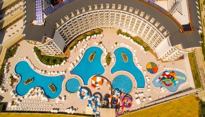 CALİDO MARİS BEACH RESORT HOTEL Genel