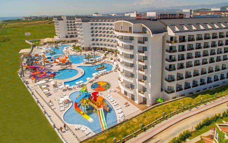 CALİDO MARİS BEACH RESORT HOTEL