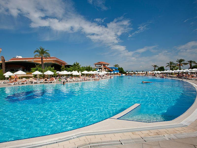 CRYSTAL PARAİSO VERDE RESORT & SPA HOTEL Genel