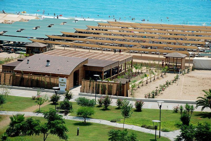 SEAMELİA BEACH RESORT & SPA HOTEL Genel