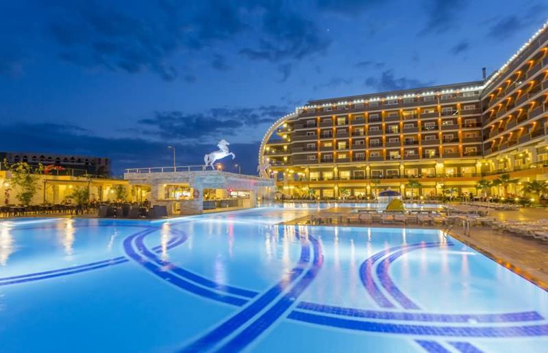 SENZA THE INN RESORT & SPA HOTEL Genel