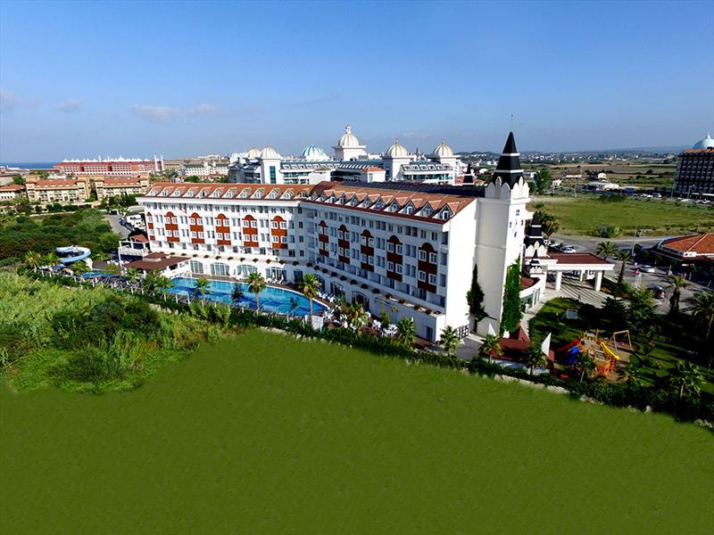 SİDE ROYAL PARADİSE HOTEL Genel