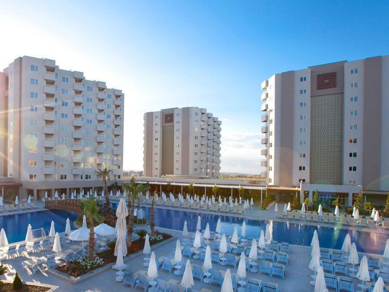 GRAND PARK LARA HOTEL Genel