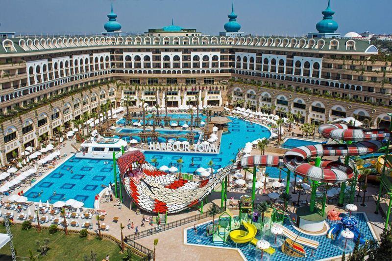 CRYSTAL SUNSET LUXURY RESORT & SPA HOTEL Genel