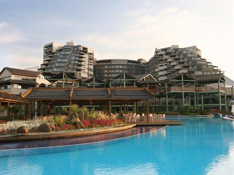 LİMAK LARA DE LUXE & RESORT HOTEL Genel