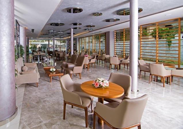 MİRAGE WORLD HOTEL Genel