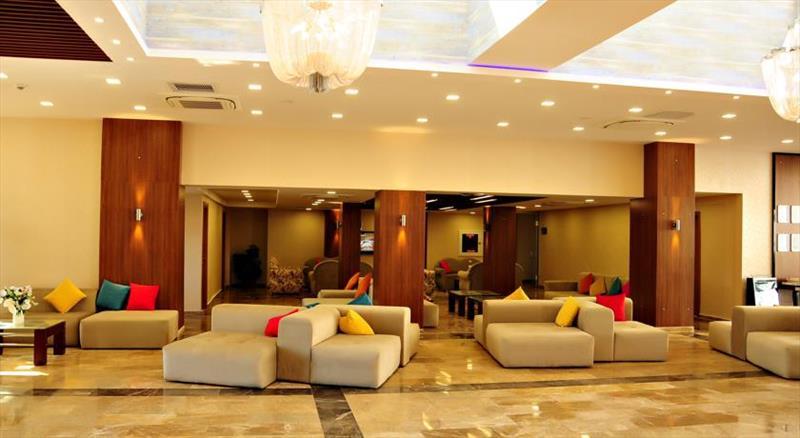 GRAND ŞEKER HOTEL Genel
