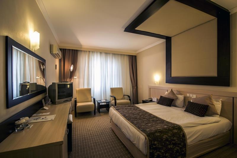 ORUÇOĞLU TERMAL RESORT HOTEL