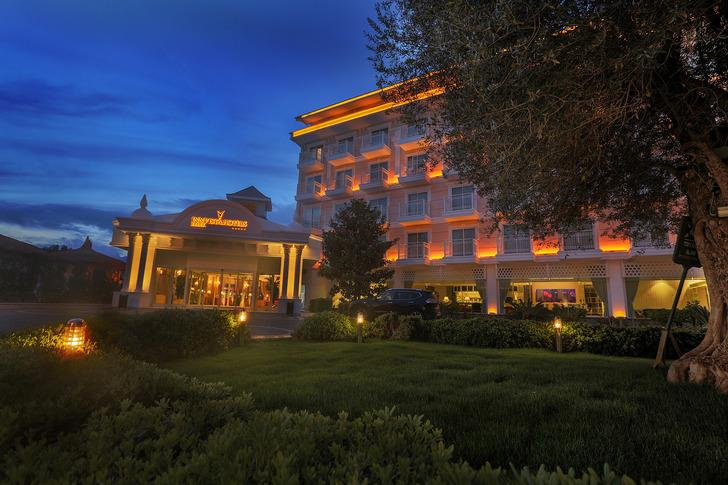 INNVISTA HOTEL BELEK Genel