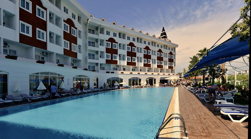 SİDE ROYAL PARADİSE HOTEL Genel
