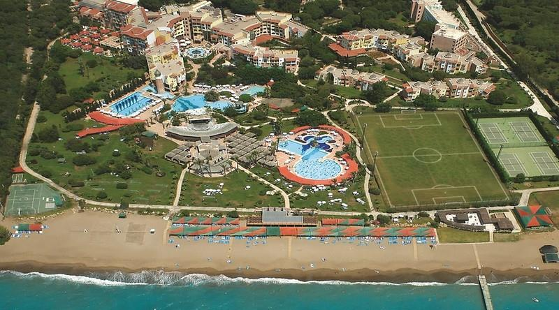 LİMAK ARCADİA GOLF RESORT HOTEL