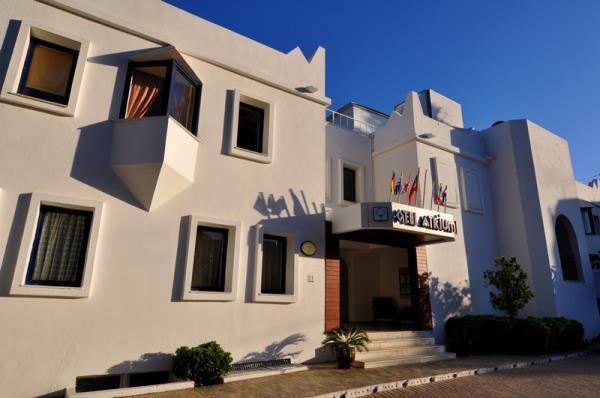 ATRİUM HOTEL Genel