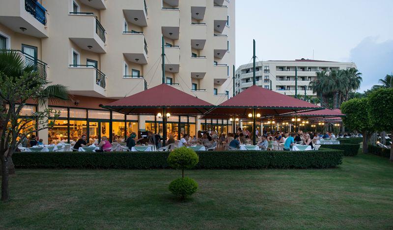 MİRAMARE QUEEN HOTEL