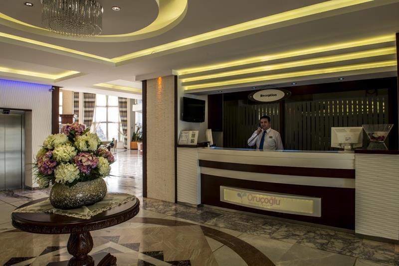 ORUÇOĞLU TERMAL RESORT HOTEL Genel