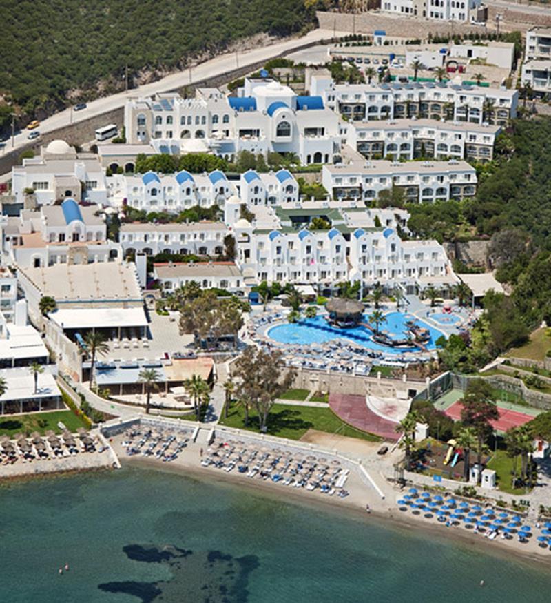 SALMAKİS BEACH RESORT & SPA HOTEL Genel