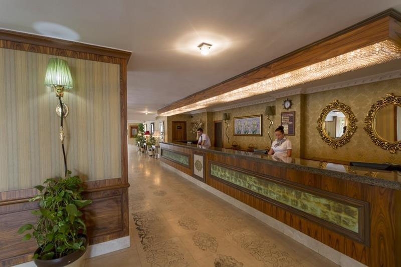 SENZA GRAND SANTANA HOTEL Genel