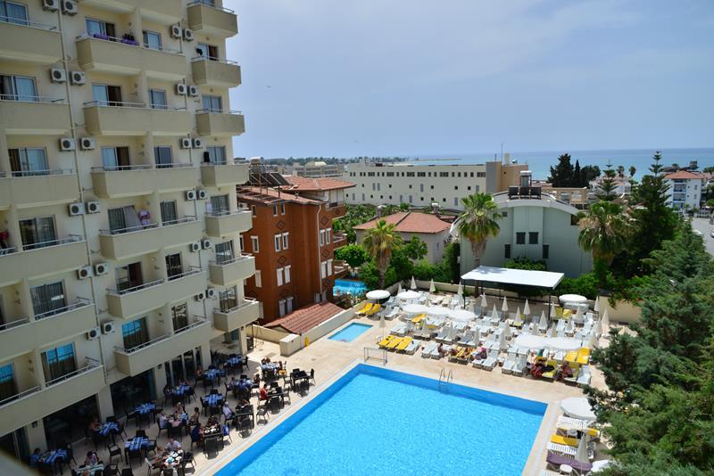 SİDE TOWN HOTEL