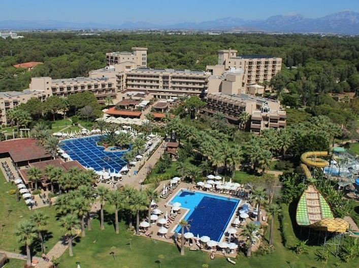 CRYSTAL TAT BEACH GOLF RESORT & SPA HOTEL Genel